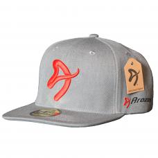 SNAPBACK CAP – GREY